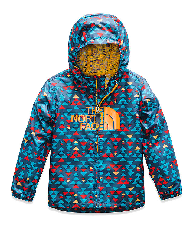 Toddler Novelty Flurry Wind Jacket