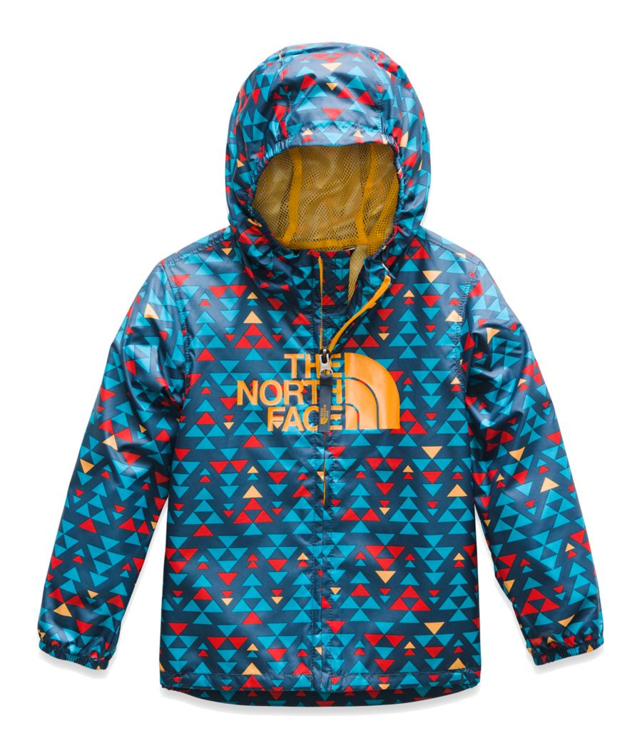 Toddler Novelty Flurry Wind Jacket-