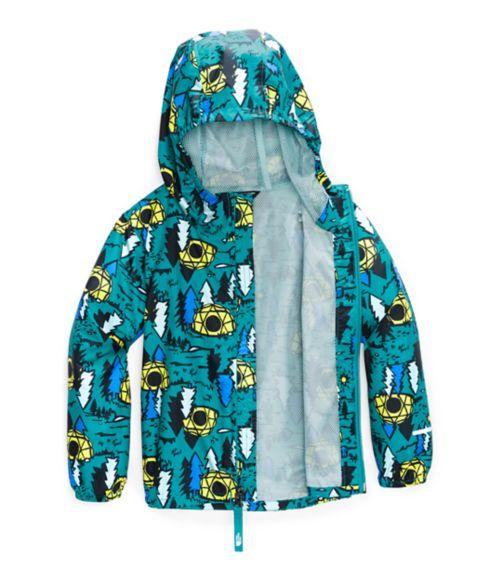 Toddler Novelty Flurry Wind Jacket-
