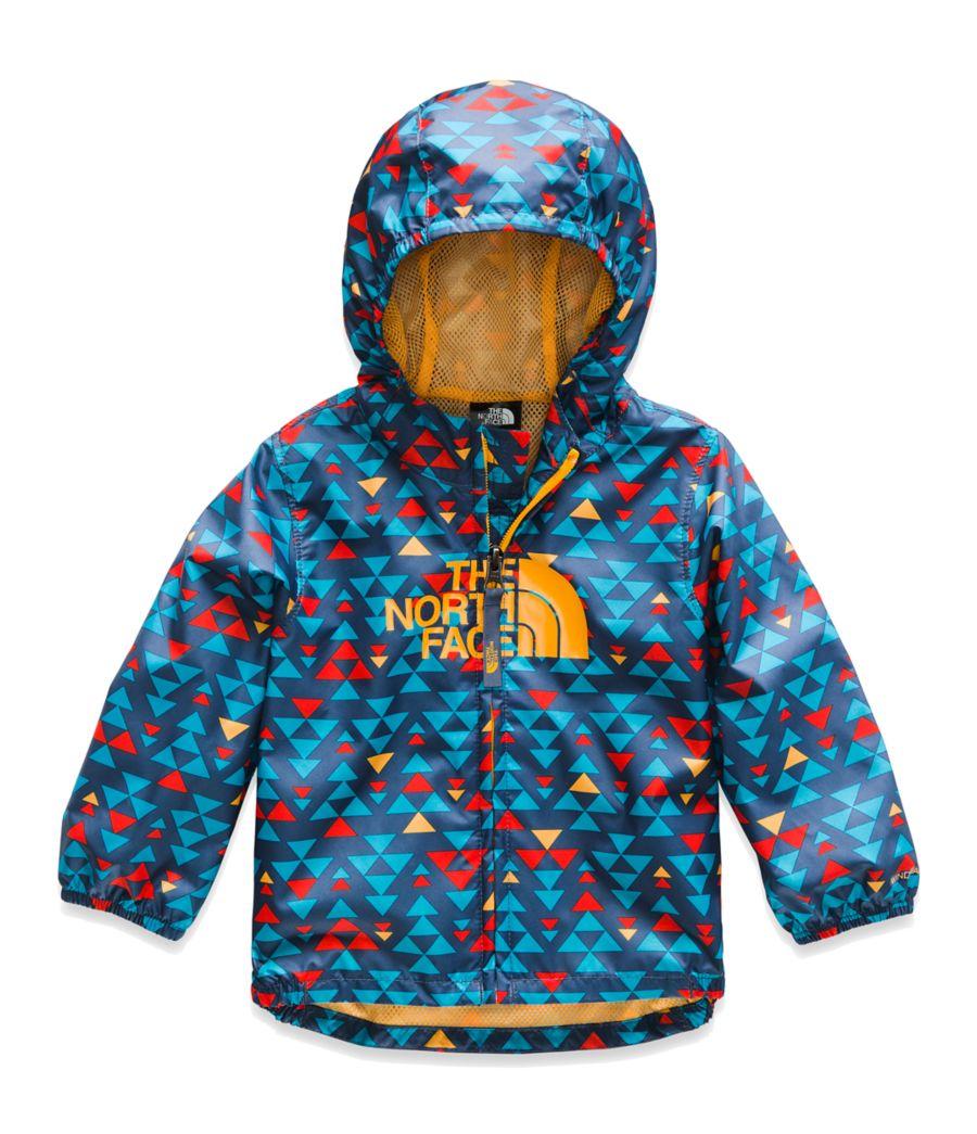 Infant Novelty Flurry Wind Jacket-
