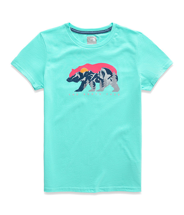 Girls' Short-Sleeve Graphic Tee