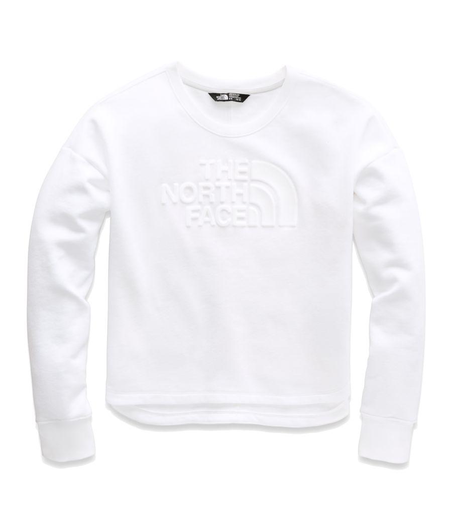 Girls' Logowear Crop Crew-