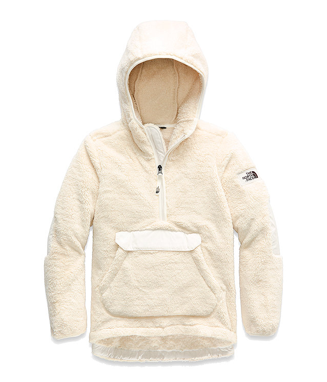 GIRLS' CAMPSHIRE PULLOVER HOODIE