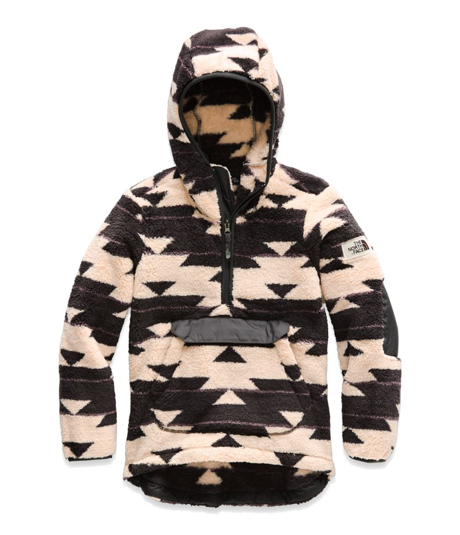 GIRLS' CAMPSHIRE PULLOVER HOODIE-