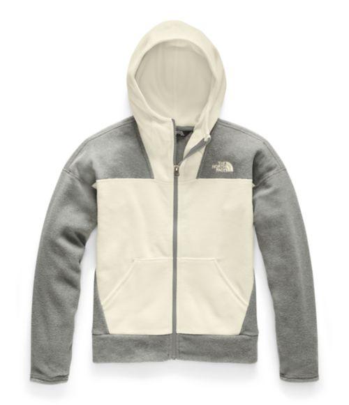 Manteau à capuchon Glacier pour filles-