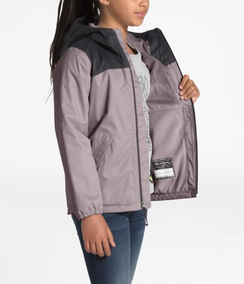 Girls' Warm Storm Jacket-