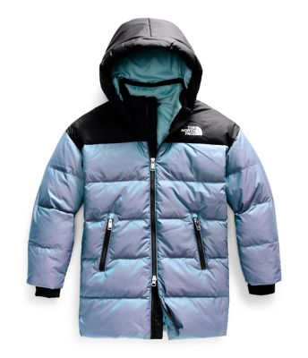 THE NORTH FACE Kids Gotham Down Parka Insulated Down