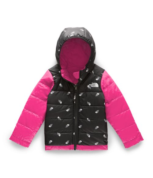Toddler Girls' Reversible Perrito Jacket-