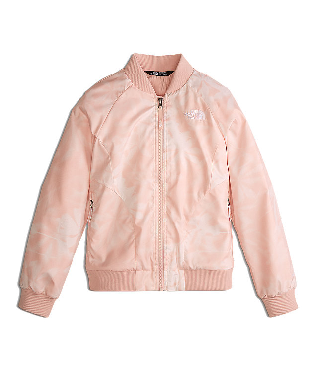 GIRLS' FLURRY WIND BOMBER JACKET
