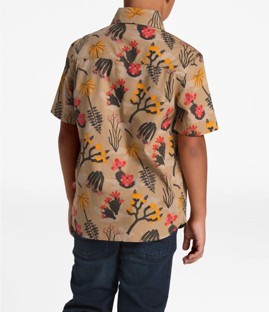 Boys' Short-Sleeve Bay Trail Shirt-