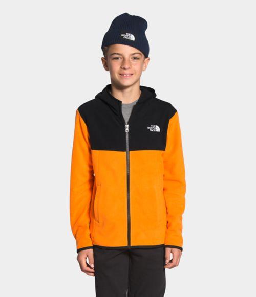 Boys' Glacier Full Zip Hoodie-