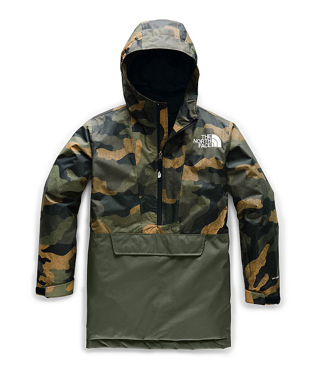 Youth Freedom Insulated Anorak