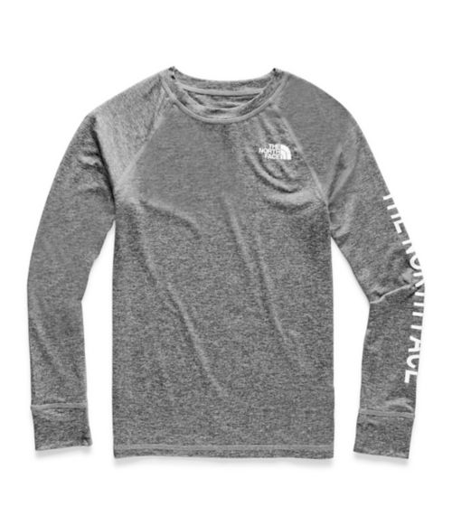 Youth Poly Warm Crew-