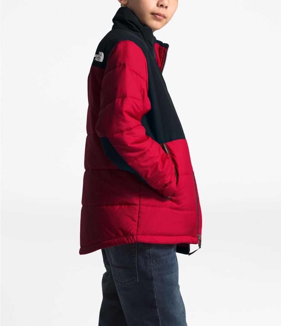 Youth Balanced Rock Insulated Jacket-