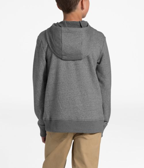Boys' Recycled Materials Pullover Hoodie-