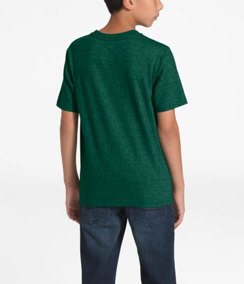 Boys' Recycled Materials Tee-