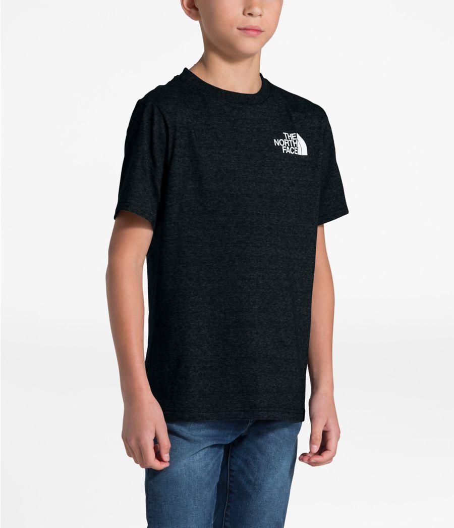 T-shirt en matières recyclées pour garçons-