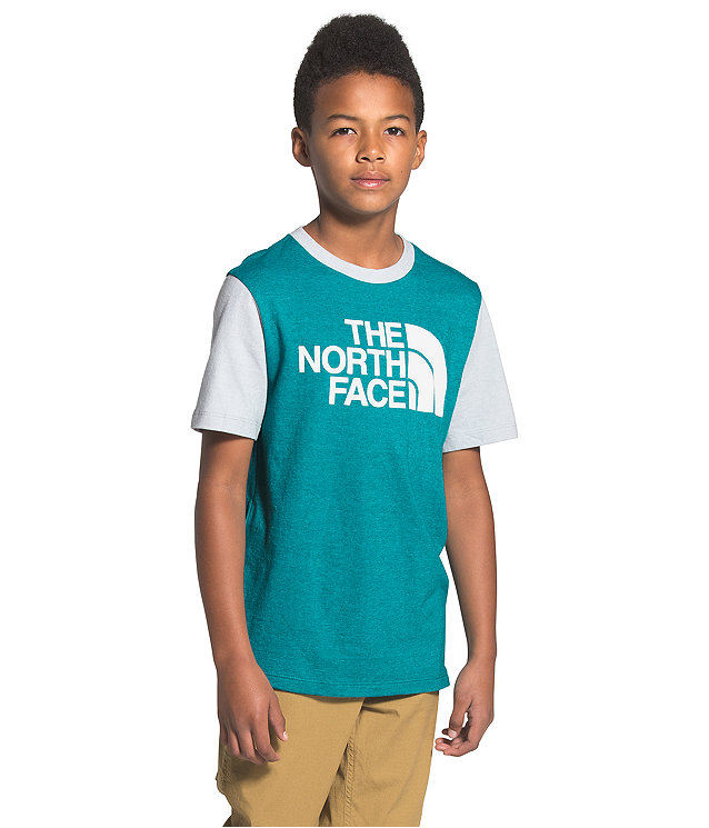 Boys' Recycled Materials Tee