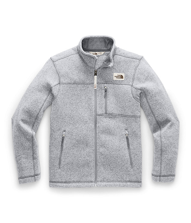 Boys' Gordon Lyons Full-Zip Fleece