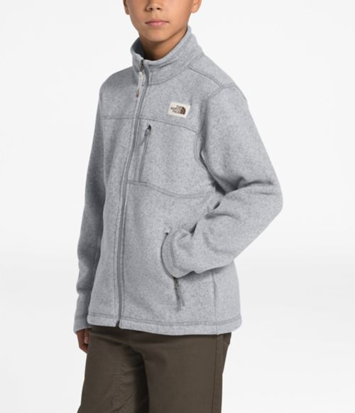 Boys' Gordon Lyons Full-Zip Fleece-