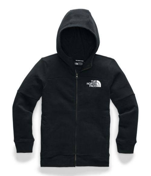 Boys' Metro Logo Full-Zip Hoodie-