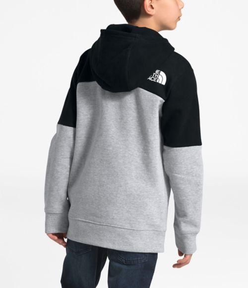 Boys' Metro Logo Pullover Hoodie-