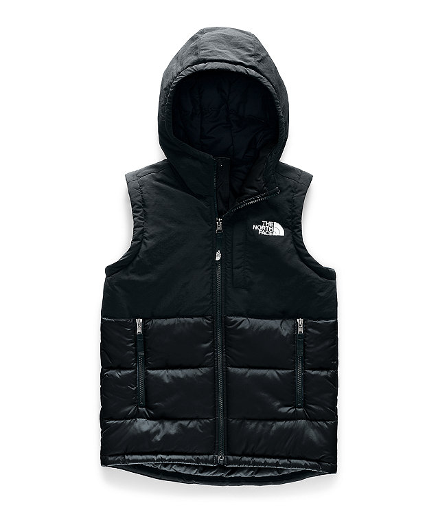 Youth Balanced Rock Insulated Hooded Vest