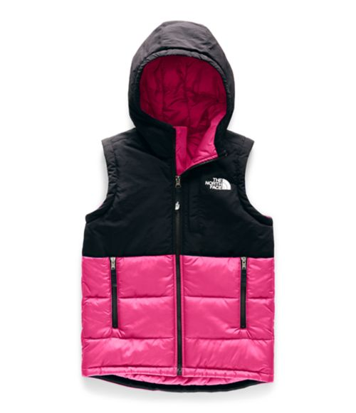 Youth Balanced Rock Insulated Hooded Vest-