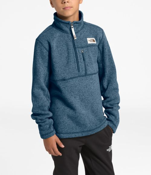 Boys' Gordon Lyons ¼ Zip Fleece-