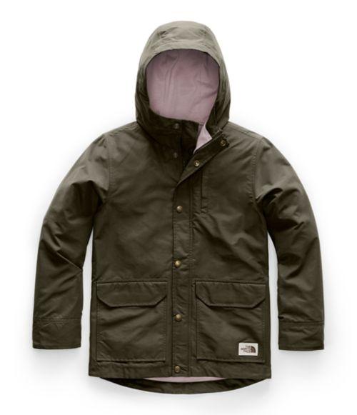 Youth Sierra Utility Jacket-