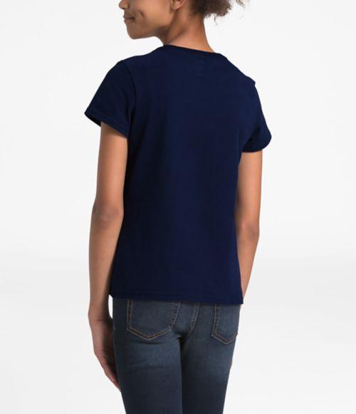 Girls' Short-Sleeve Graphic Tee-