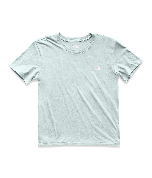 WOMEN'S WELL-LOVED COTTON TEE