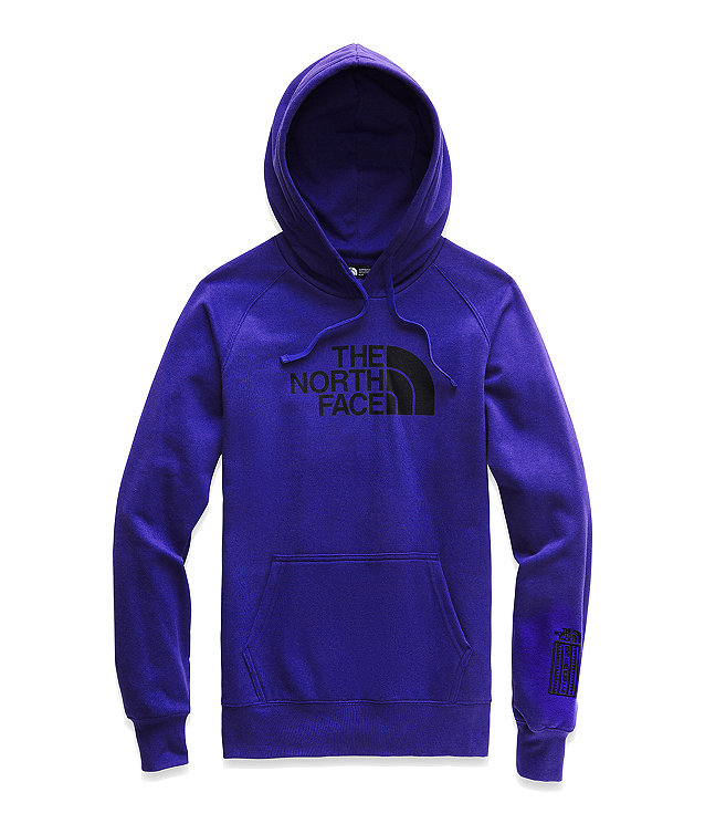 WOMEN'S HALF DOME PULLOVER HOODIE