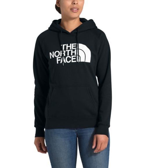 WOMEN'S HALF DOME PULLOVER HOODIE-