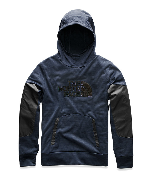 MEN'S TRAIN N LOGO HOODIE