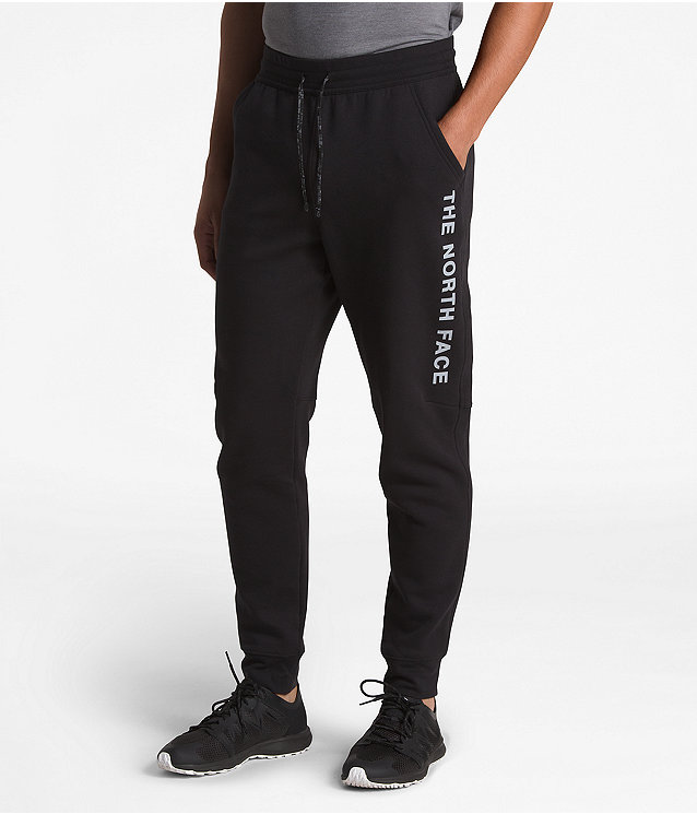 Men's Train N Logo Cuffed Pants
