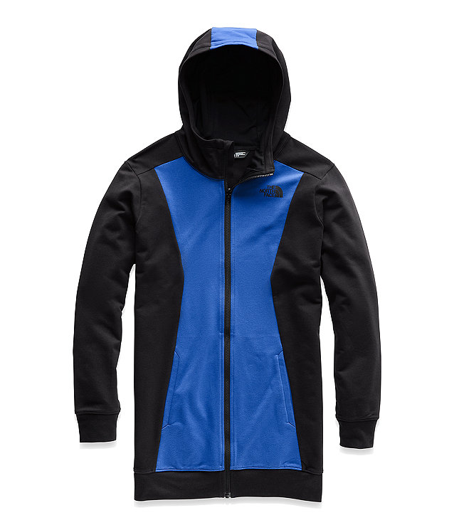 Women's Train N Logo Oversize Full Zip