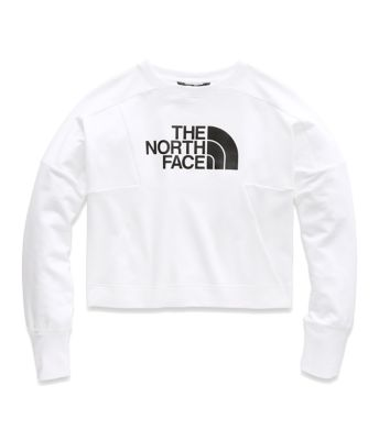 Women's Train N Logo Crop Pullover by The North Face