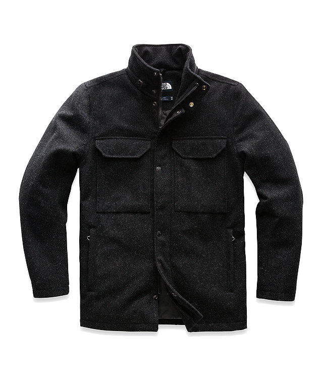 MEN'S CALI WOOL JACKET