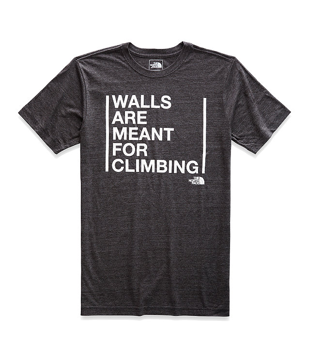 MEN'S SHORT-SLEEVE MEANT TO CLIMB