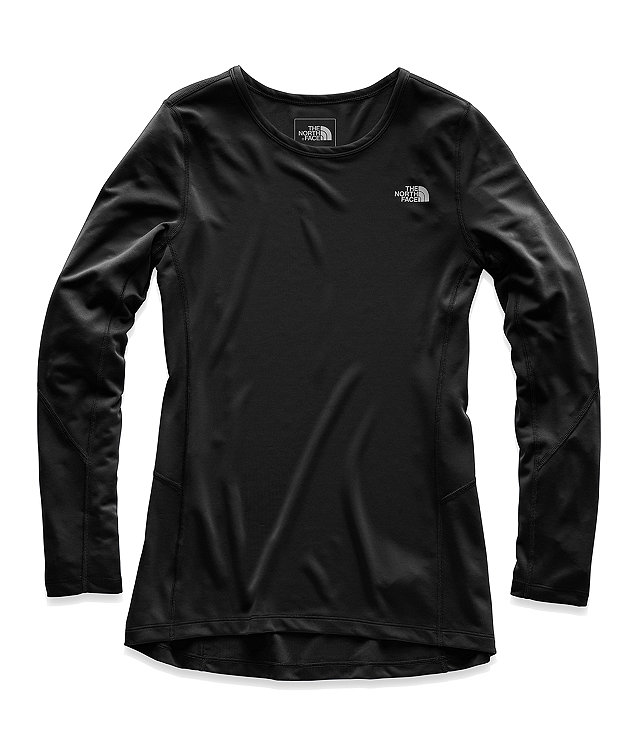 WOMEN'S PRESTA LONG-SLEEVE CREW
