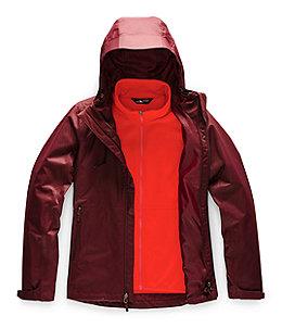 3c22a4400 Women's Arrowood Triclimate® Jacket