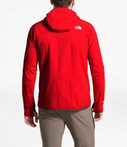 M VENTRIX LIGHT FLEECE HYBRID HOODIE-