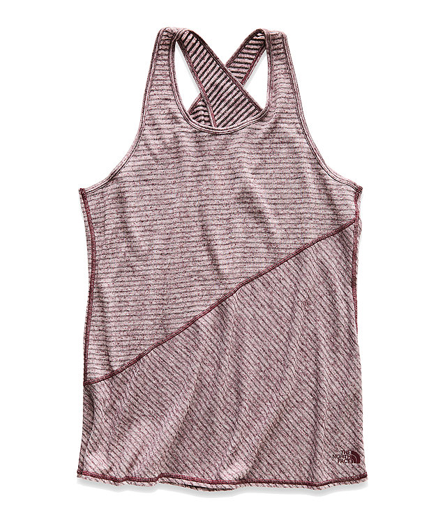 WOMEN'S BEYOND THE WALL NATURAL FIBER TANK