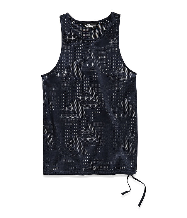 WOMEN'S MESH AROUND TANK