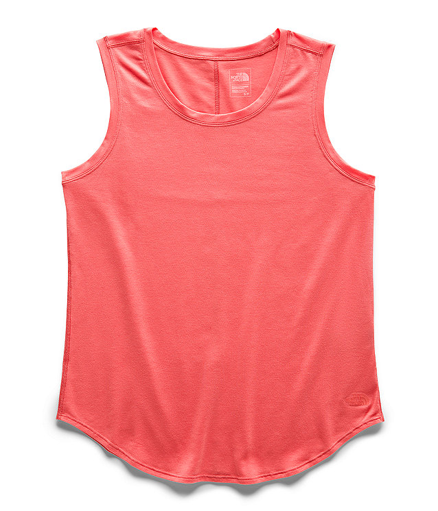 WOMEN'S WORKOUT MUSCLE TANK