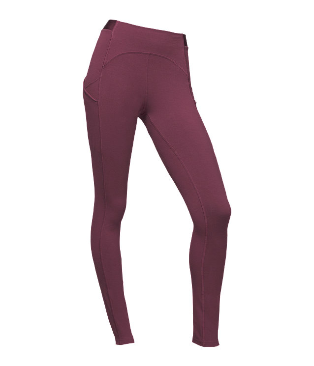 WOMEN'S BEYOND THE WALL NATURAL FIBER HIGH-RISE TIGHT