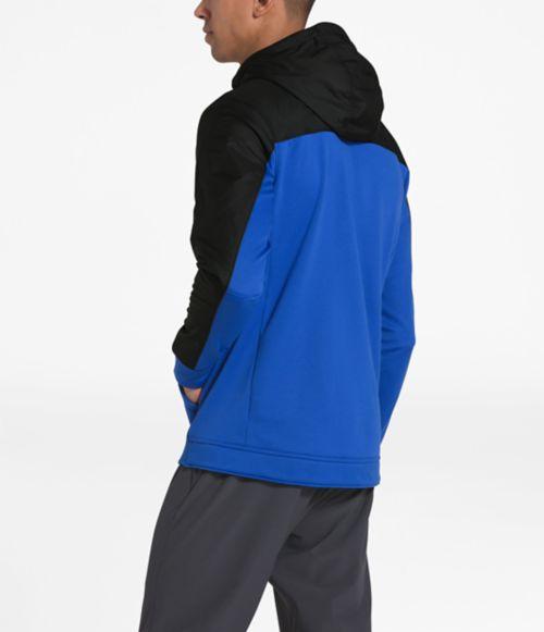 Men's Essential Fleece Full-Zip Hoodie-