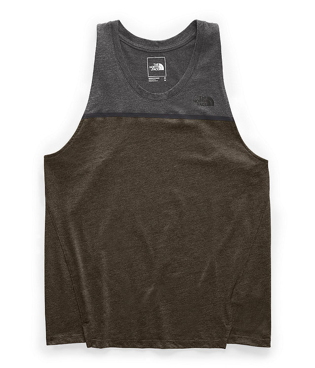 Men's Beyond The Wall Blended Tank