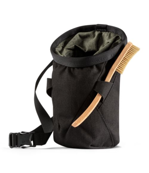 WALLS ARE MEANT FOR CLIMBING CHALK BAG-